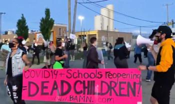 美시카고 교사 파업 앞두고 당국 개교 계획 철회