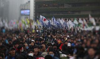 민주노총, 11일 '2012 전국노동자대회' 개최