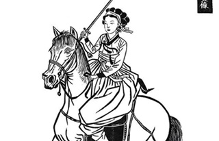 장흥 전투 선봉에 선 동학농민혁명의 여전사
