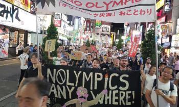 저주 받은 도쿄 올림픽