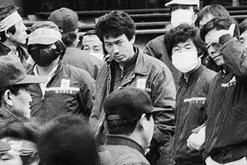 1989년 현대중공업 128일 파업