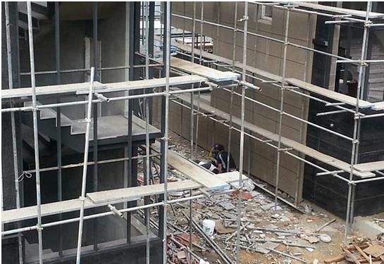 소리없이 죽어가는 건설현장 사람들