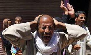 한국 사회운동, 이집트 군사정권의 인권 탄압 규탄