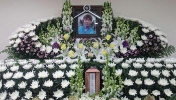 """삼성 반도체 79번째 사망자 유족 """"자식 같은 노동자, 더는 희생 없어야"""""""