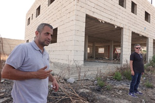 철거 명령 떨어진 팔레스타인 마을 '와디 알 홈무스'