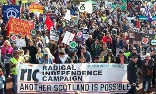 스코틀랜드 독립, 기업은 반대 노동자는 찬성