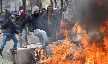 선진국 G7의 국격 높은 시위 문화