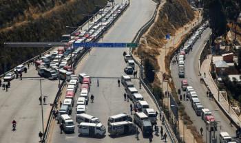 """볼리비아 11일째 총파업…""""쿠데타 정부는 나가라"""""""