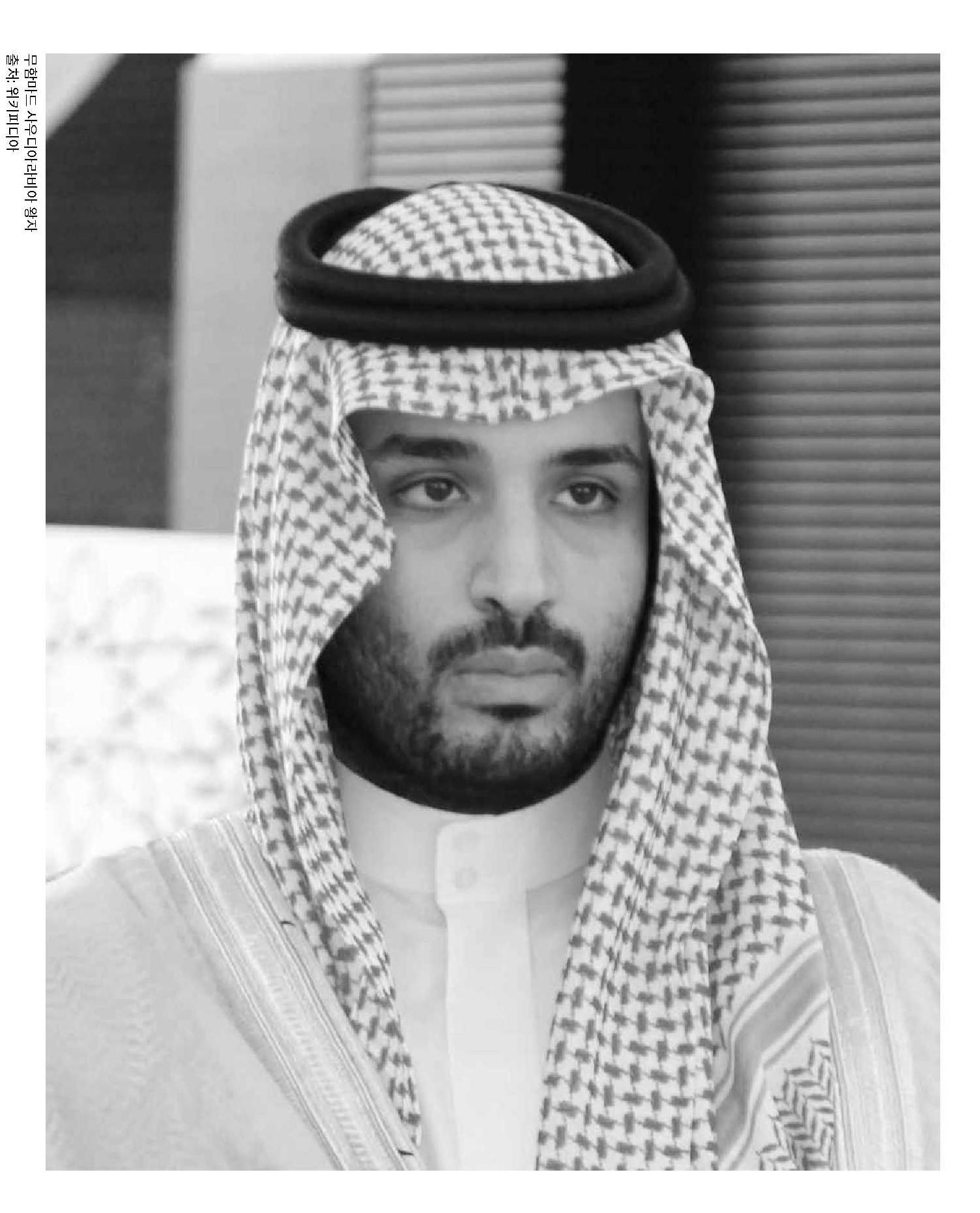 사우디아라비아의 '왕좌의 게임'