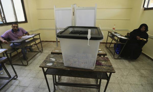 """이집트 대선 투표율 저조...""""첫날 투표율 16% 미만"""""""