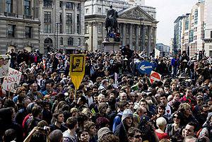 국격? 선진국의 G20 반대 시위는 더 격렬했다
