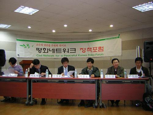 """""""북한 인권과 남한 인권은 불가분의 관계"""""""