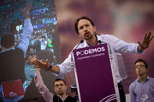 분노한 사람들의 정당, 포데모스의 명암