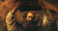 모세의 십계명과 국기에 대한 맹세 수정문